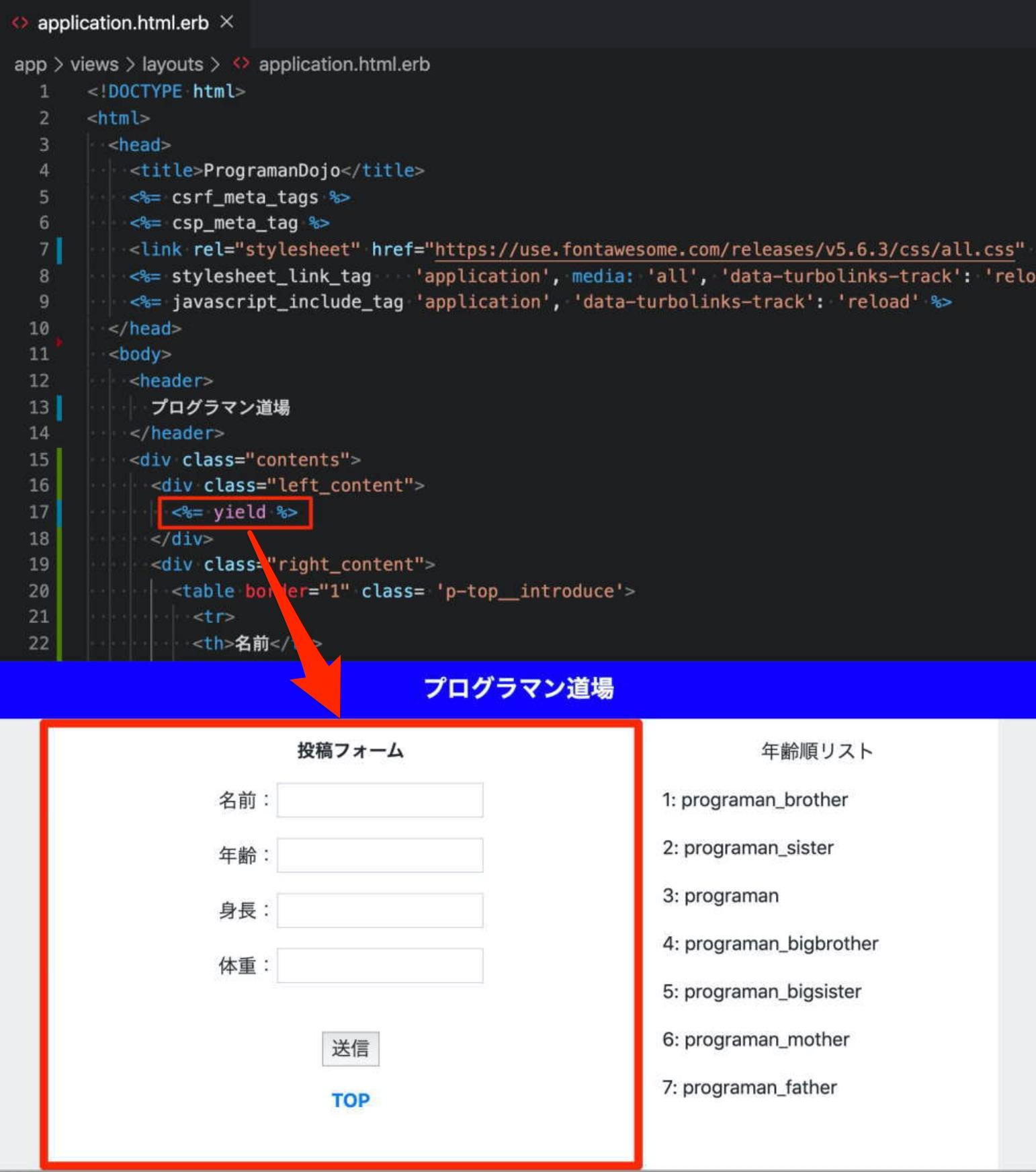 レイアウトファイルの仕組み2