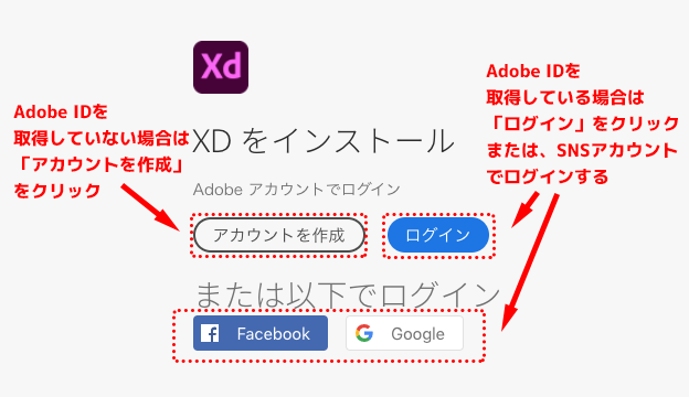 Adobe Creative Cloudユーザーの場合1